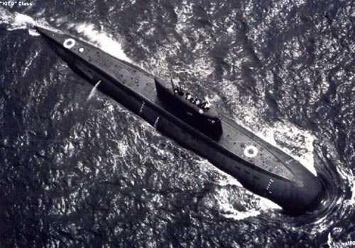 Tàu ngầm Kilo - hố đen trong lòng đại dương