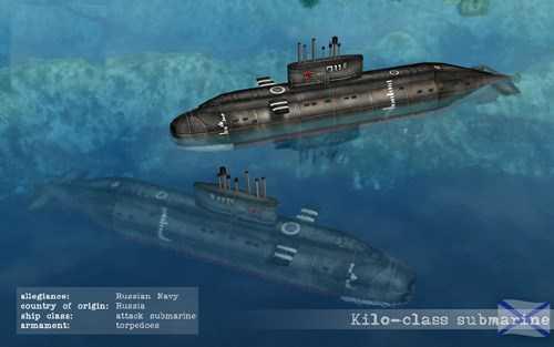 Tàu ngầm còn có thể sử dụng radar để phát hiện mục tiêu