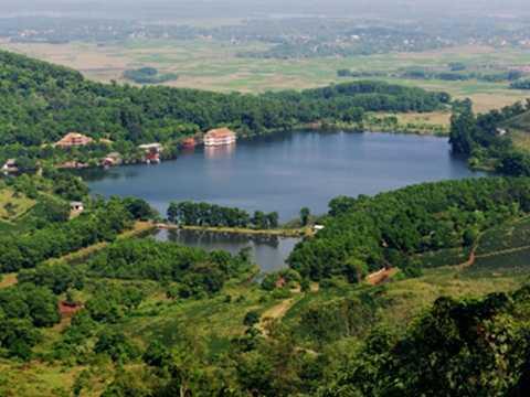 Hồ Tiên Sa sẽ thu hút khách du lịch dịp Tết Dương lịch