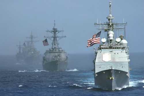 Tàu tuần dương tên lửa dẫn đường USS Cowpens
