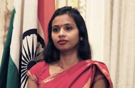 Devyani Khobragade - nhà ngoại giao Ấn Độ bị phía Mỹ bắt giữ