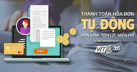 Tự động thanh toán hóa đơn cũng là dịch vụ nổi bật được trang giới thiệu gần đây