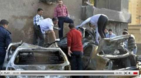 Tấn công khủng bố nhằm vào cảnh sát Ai Cập - Ảnh:minh họa
