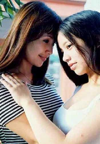 Lan Hương và con gái duy nhất với người chồng đầu.