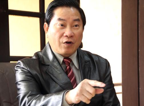 Bác sĩ Nguyễn Trọng An - Phó Cục trưởng Cục Bảo vệ Chăm sóc trẻ em (Bộ LĐ-TB-XH). Ảnh: Phạm Thịnh