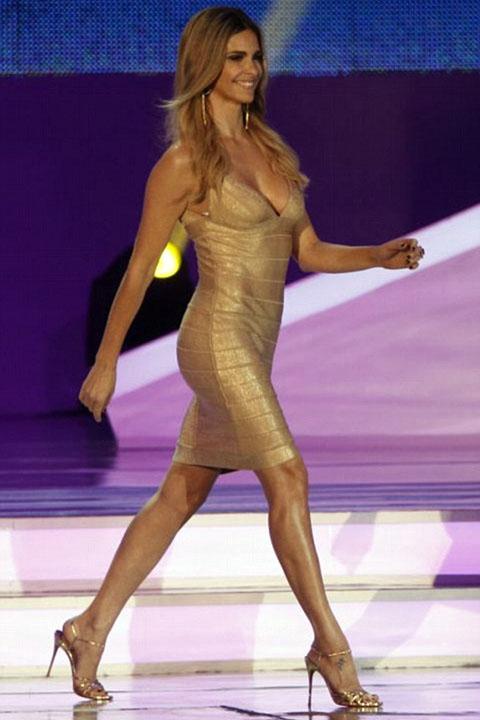 MC xinh đẹp Fernanda Lima