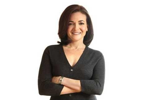 Người đàn bà quyền lực nhất thung lũng Silicon - Sheryl Sandberg.