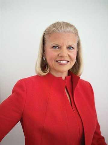 Nữ tướng của IBM.
