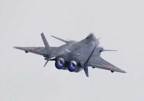 Chiến đấu cơ Trung Quốc vẫn bị cho là chưa đủ sức so với không quân Mỹ