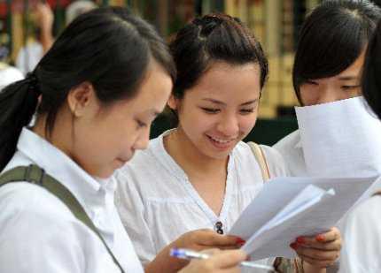 Các trường tổ chức thi tuyển sinh riêng được sử dụng kết quả kỳ thi