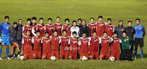 U19 Việt Nam xứng đáng là niềm tự hào dân tộc (Ảnh: Minh Trần)
