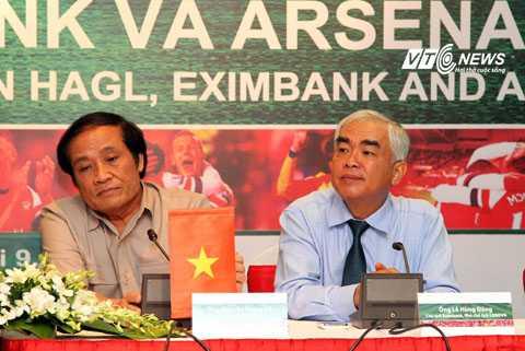 Ông Nguyễn Trọng Hỷ từ nhiệm chức Chủ tịch VFF, và giao lại chức Quyền Chủ tịch cho ông Lê Hùng Dũng