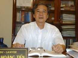 Luật sư Nguyễn Hoàng Tiến, Trưởng văn phòng luật sư Đức Thịnh (Hà Nội)