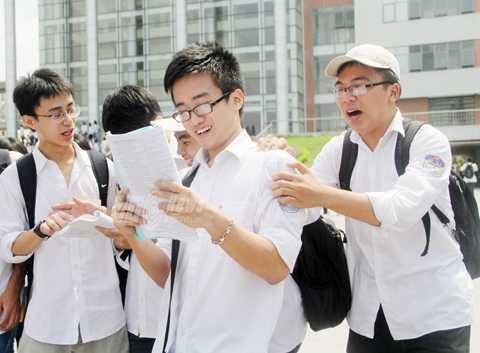 20% số học sinh giỏi, hạnh kiểm tốt sẽ được miễn thi tốt nghiệp THPT