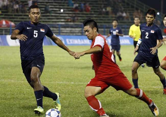 U21 Việt Nam chỉ cần giành 1 điểm là đi tiếp