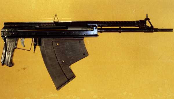 Súng bắn dưới nước APS do Liên Xô thiết kế