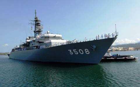 Tàu huấn luyện JDS KASHIMA (TV3508)