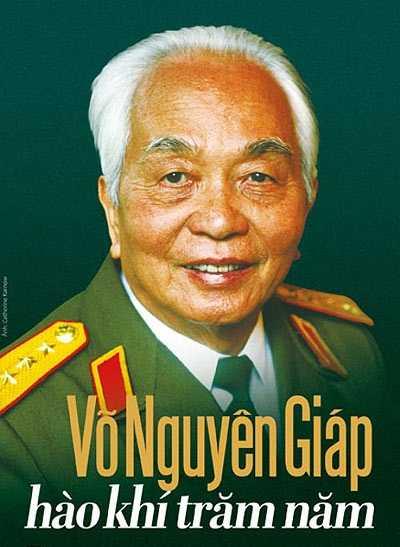 Bức ảnh chân dung Đại tướng Võ Nguyên Giáp mà Quốc Huy đã dựa vào để phác thảo