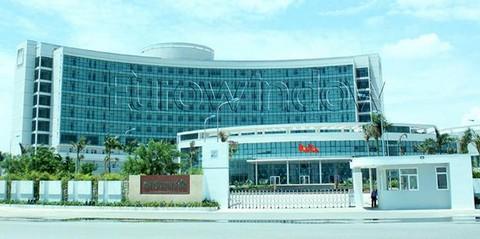 """Bệnh viện Ung bướu Đà Nẵng là một trong những công trình do Eurowindow thi công """"vượt bão"""" an toàn"""