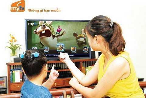 MyTV là cụ thể hóa tham vọng truyền hình của VNPT
