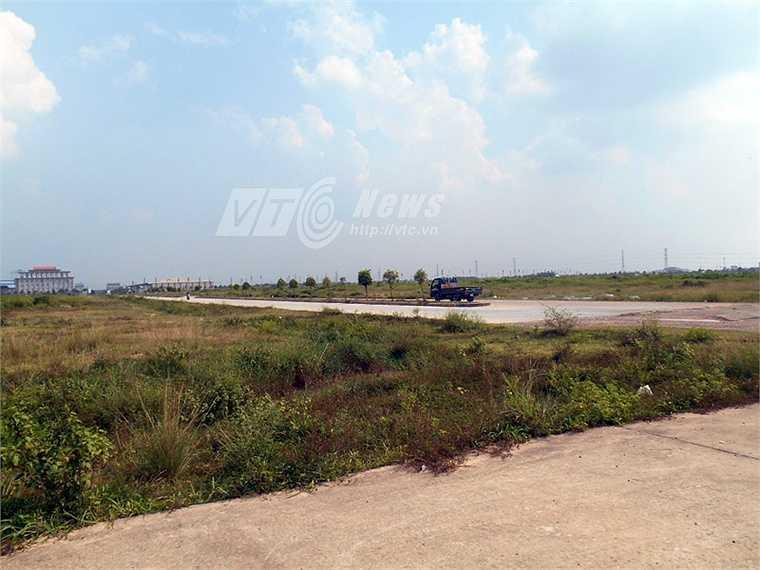Khu công nghiệp Sóng Thần 3 buộc phải để hoang sau nhiều năm mỏi mòn chờ lãnh đạo tỉnh Bình Dương phê duyệt