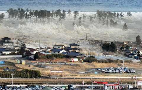 Thảm họa kép động đất, sóng thần ở Nhật năm 2011