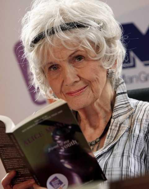 Alice Munro được gọi là bậc thầy truyện ngắn đương đại.