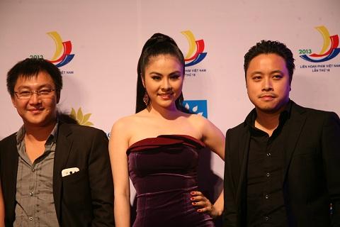 Vân Trang và Victor Vũ thắng lớn.