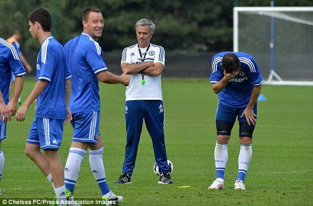 Mourinho trở về Chelsea với một sứ mệnh và tâm thế mới