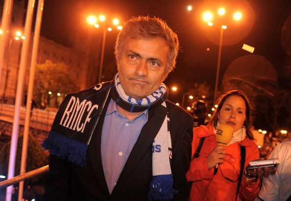 Mourinho luôn hướng tới những thành công mới