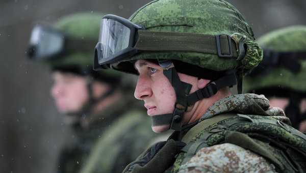 Một phần bộ 'đồ chơi' Ratnik mới của quân đội Nga