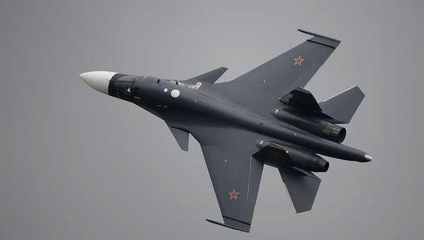 Máy bay ném bom tấn công Su-34 Fullback của Nga