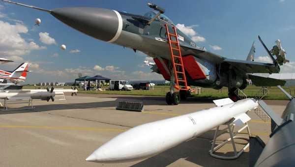 Chiến cơ MiG 29-K của Nga