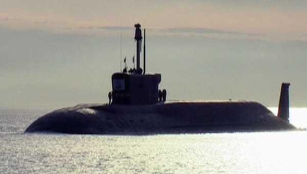 Tàu ngầm nguyên tử lớp Borey Alexander Nevsky của Nga