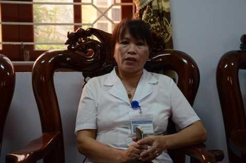 Bác sỹ Nguyễn Thị Bích Hà