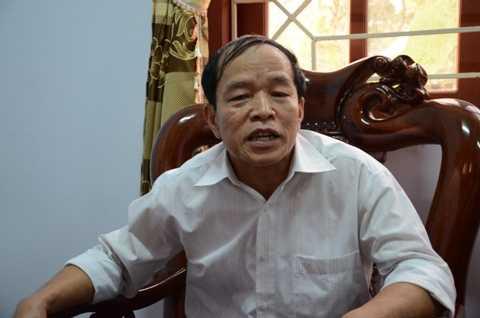 Bác sĩ Cao Văn Vinh
