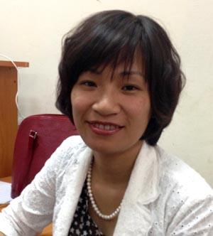 Bà Nguyễn Hồng Vân