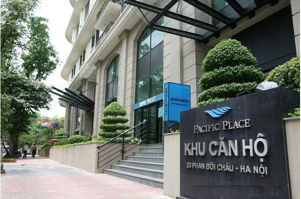 Tòa nhà Pacific Place nơi Dương Chí Dũng dùng tiền tham ô mua nhà cho 'bồ nhí'.