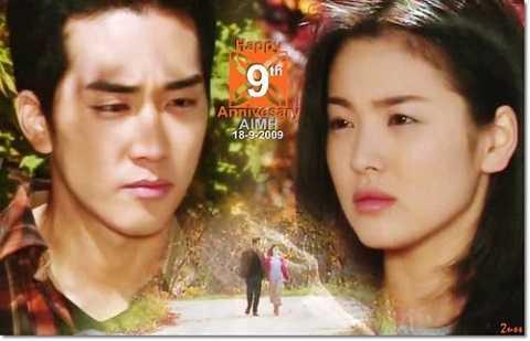Trái tim mùa thu là bộ phim mang đến choSong Hye Kyo thành công ngoài mong đợi.