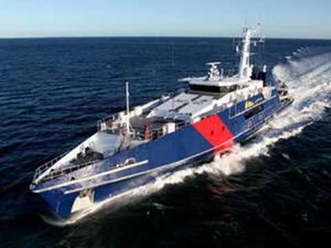 Chiến hạm Cape St George. (Nguồn: austal.com)