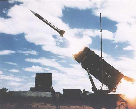 Hệ thống phòng thủ tên lửa PAC-2 GEM của Hàn Quốc