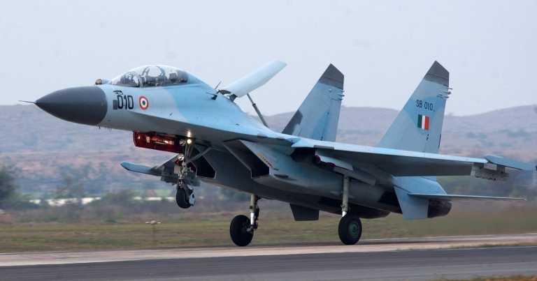 Máy bay chiến đấu Su-30K