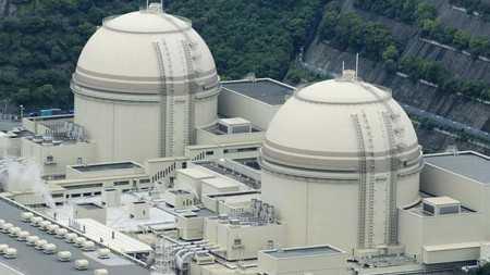 Một lò hạt nhân của Hàn Quốc