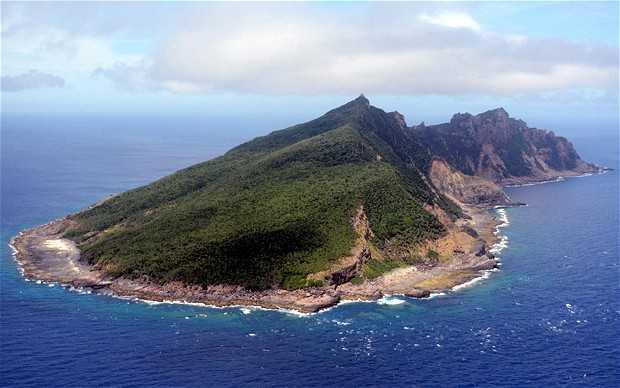 Quần đảo Senkaku/ Điếu Ngư