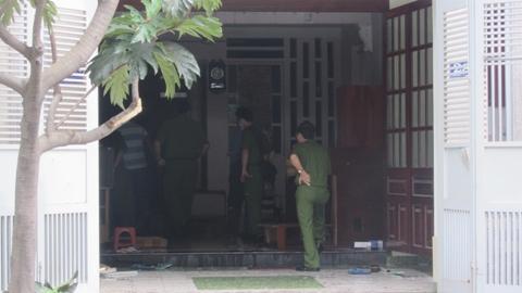 Các cơ quan chức năng quận Gò Vấp có mặt tại hiện trường xác minh vụ việc (Ảnh: N.Trinh)