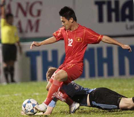 Đình Bảo đã làm cho hình ảnh của đội U21 báo Thanh Niên xấu đi rất nhiều sau chuyện 2 đồng đội của anh vô kỷ luật,