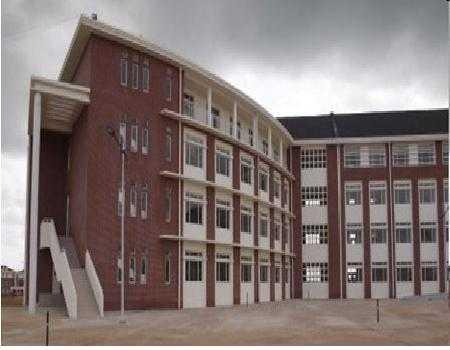 Trường đại học Liberia, nơi 100% thí sinh dự thi năm nay đều rớt.