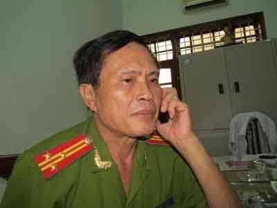 Thượng tá Lê Quang Công