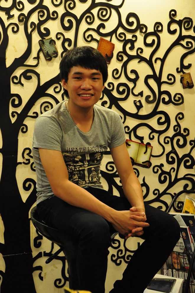 Nguyễn Phương Nam, chàng trai quê Yên Bái quyết lập nghiệp, mua nhà ở Hà Nội qua công việc làm đồ handmade.