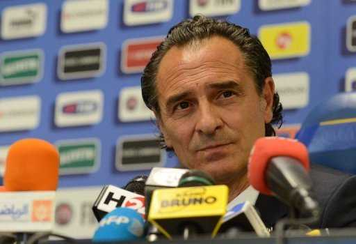 HLV Prandelli sẽ rời tuyển Ý sau World Cup 2014?